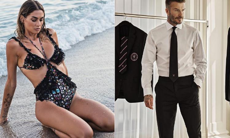 Gossip Girl: la sexy Satta torna a casa, la Persico fa arrabbiare i fan. Cassano più bello di Beckham, ma David...