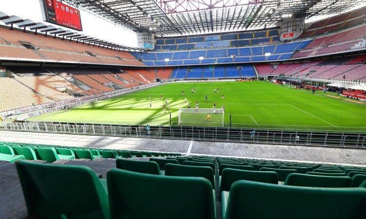 Incassi da stadio crollati a causa del Covid: Inter e Milan chiedono di non pagare l'affitto. Scontro col Comune
