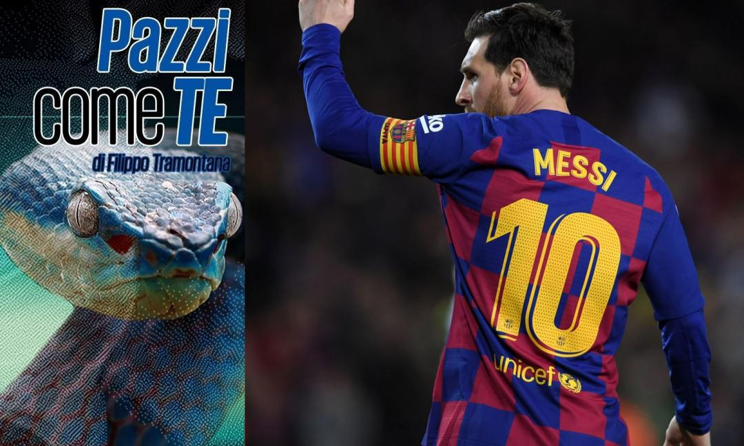 Messi all'Inter? Si può fare!