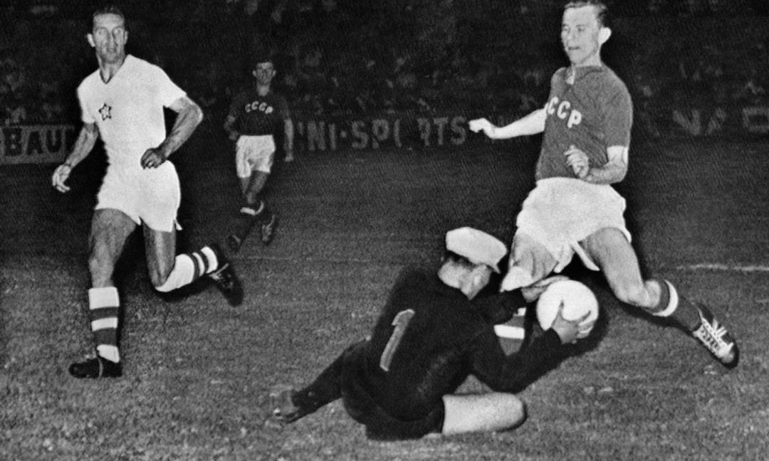 Europei di calcio story: il primo trionfo sovietico
