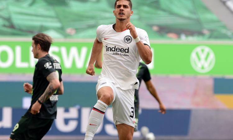 Milan, André Silva è da record con l'Eintracht: le condizioni per il riscatto