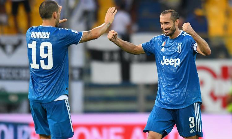 Chiellini: 'Bonucci al Milan, scelta senza logica: mica era il Real Madrid'