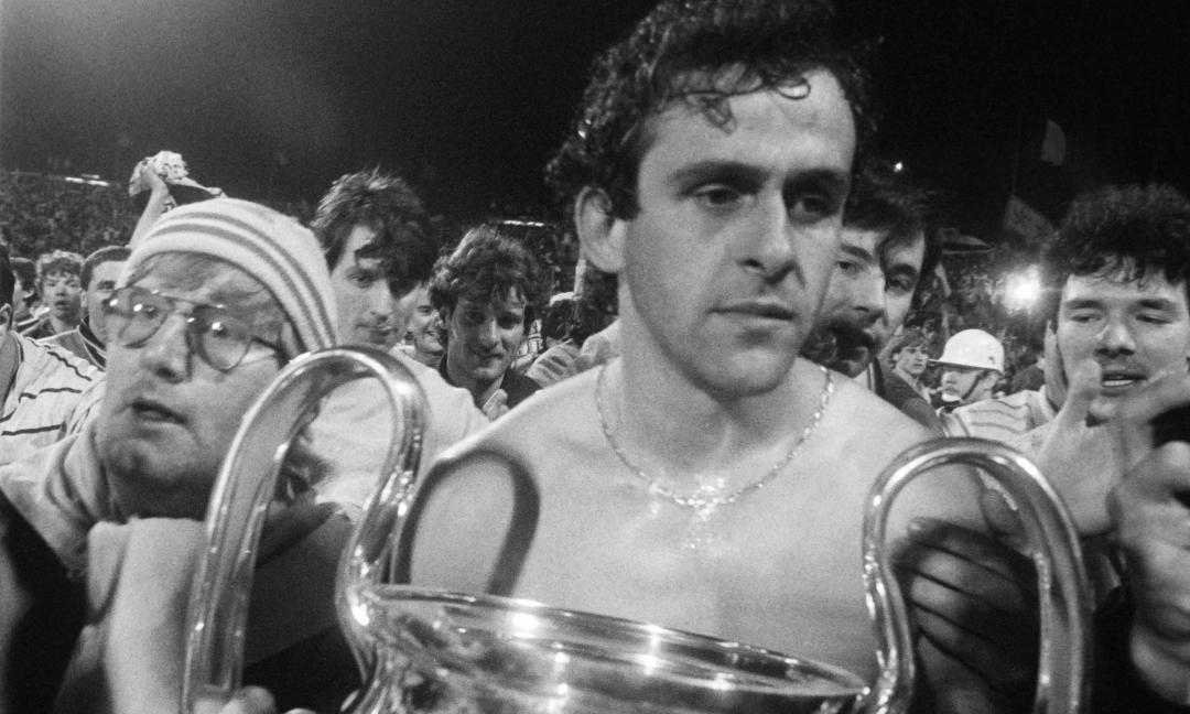35 anni fa: fiero di quella Coppa!