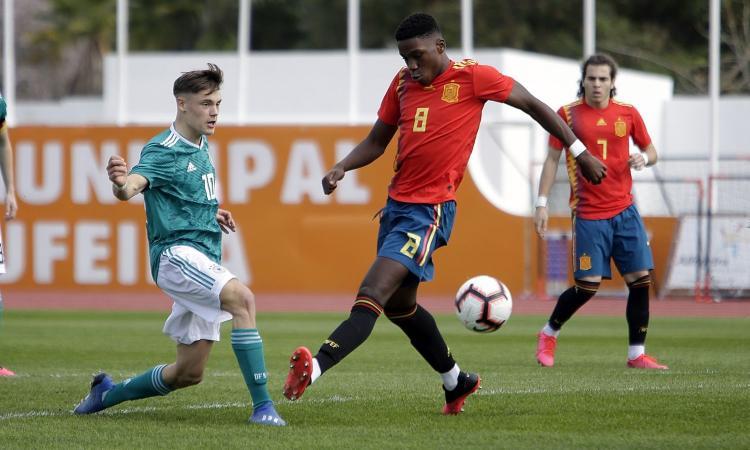 L'interesse della Juve e la figuraccia sul contratto: chi è Moriba, Pogba del Barcellona