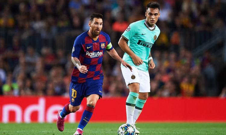 Gli agenti di Lautaro incontrano l'Inter: il Barcellona chiede aiuto a Mendes per arrivare al Toro