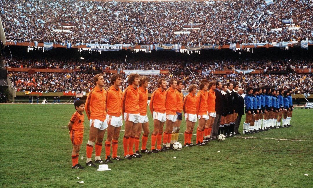 La stella opaca dell'Argentina del '78