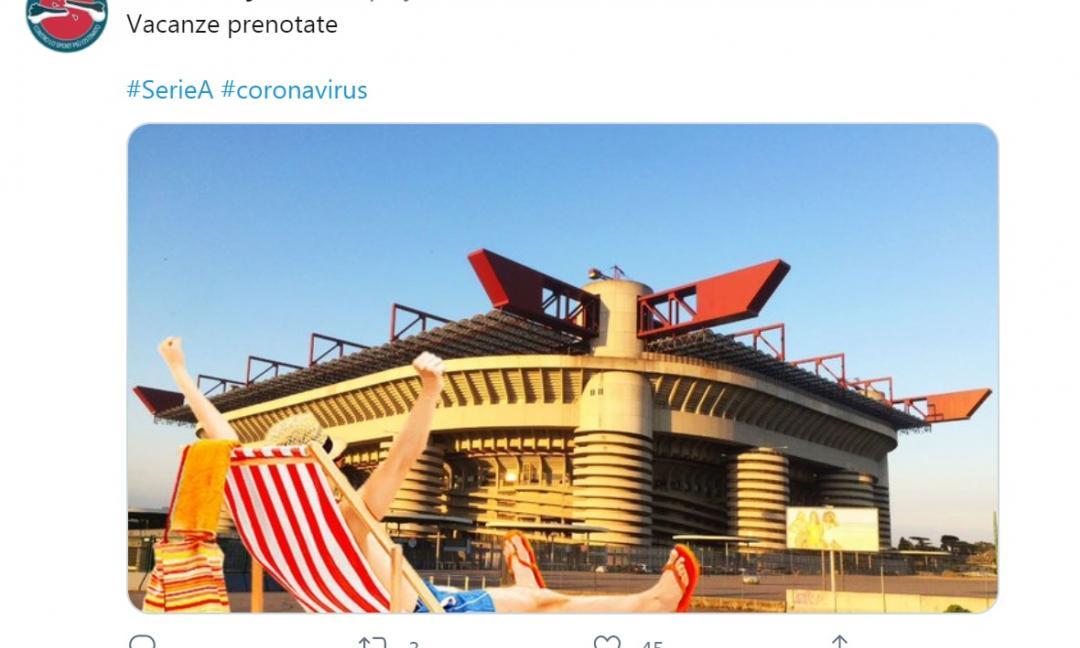 Il trionfo del calcio italiano, ma non è finita…