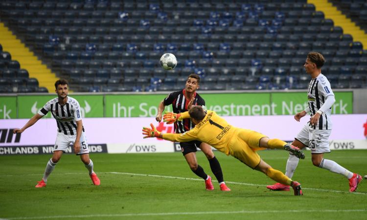 Bundesliga: poker del Wolfsburg a Leverkusen, André Silva risponde a Grifo