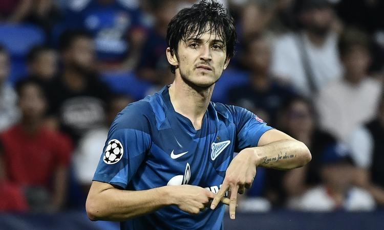 Milan, la richiesta dello Zenit per Azmoun