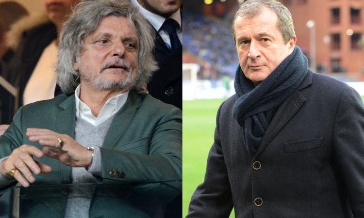 Sampdoria, rapporti Ferrero-Osti ai minimi termini: il ds è ancora in attesa