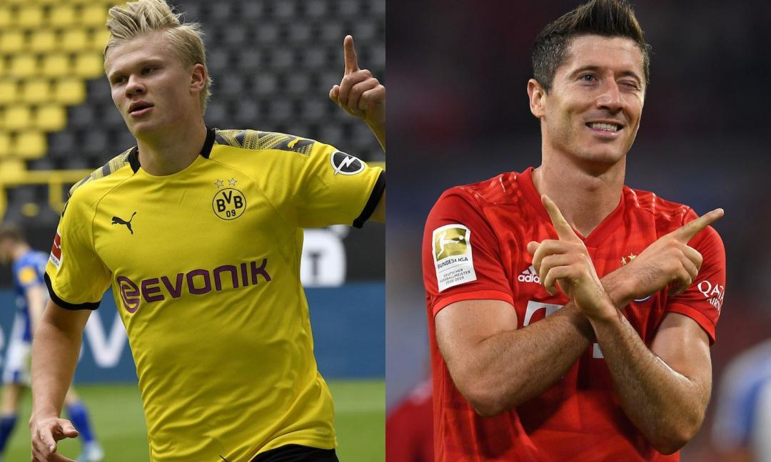 Il Bayern Vola, Haaland è Spaziale