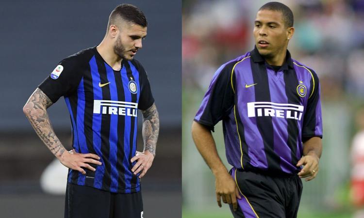Icardi tra Ibrahimovic e il Fenomeno: le 10 cessioni top dell'Inter. C'è Balotelli