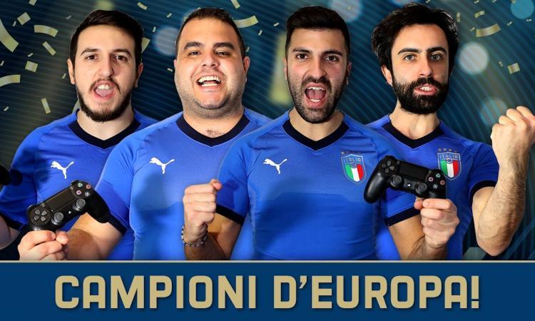 PES, qualificazioni eEuro 2021: Italia seconda al terine del girone d'andata