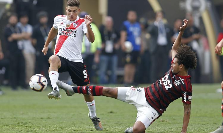 Milan: interesse per la nuova stella del River Plate, Alvarez. Ecco quanto costa