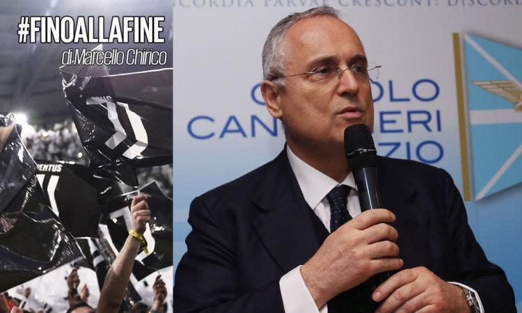 Chirico: 'Lotito come Commisso, resterà impunito. Ma perché la FIGC deve indagare sulle allucinazioni?'
