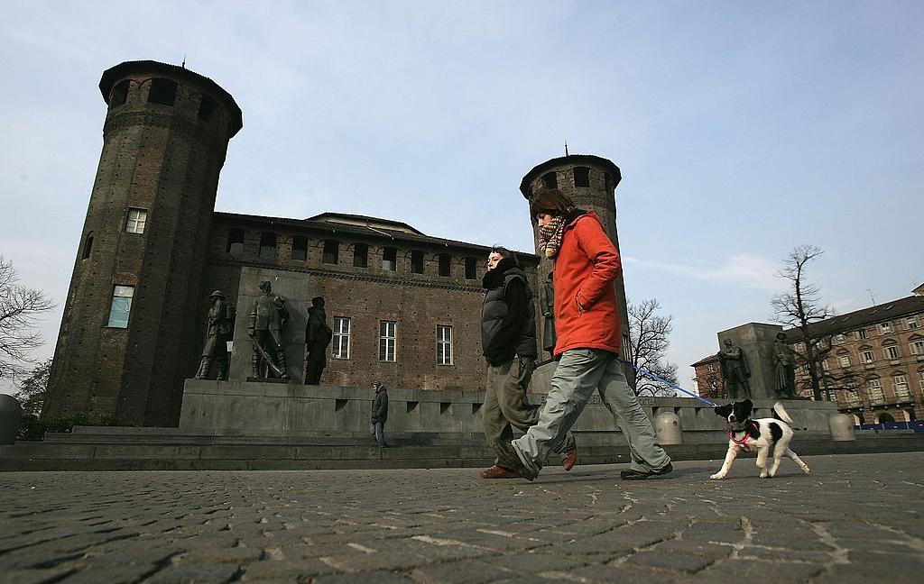 A Parma per librare nell'aria Ladyhawke... rapita dal Diavolo!