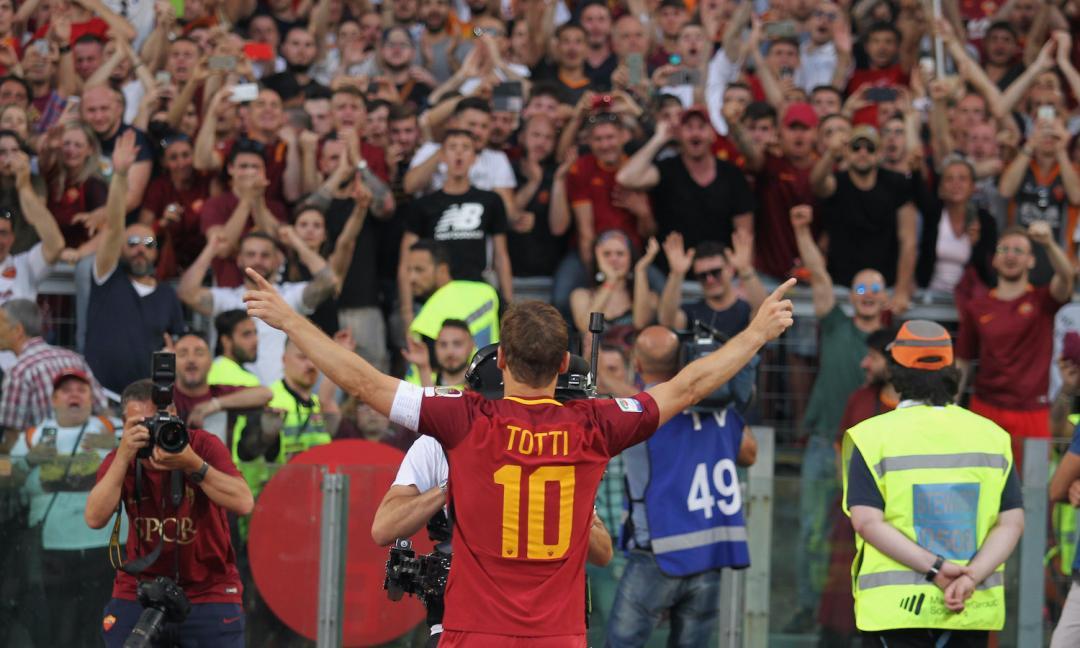 Riportare Totti a Trigoria è un errore