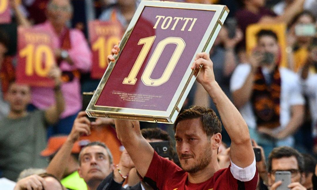 """Priscilla Salerno: """"Ho sempre avuto un debole per Totti"""""""