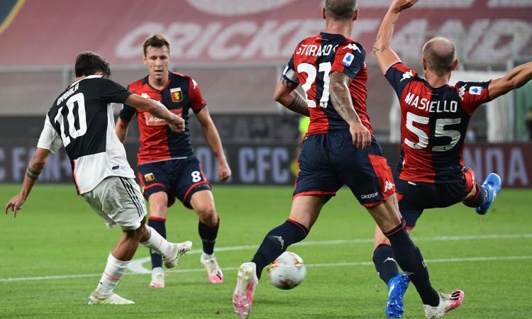 La Juve sta diventando sarriana, ma giocare senza centravanti è un rischio. Dybala più decisivo di Ronaldo