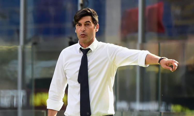 Roma, ora Fonseca deve vincere per restare in sella