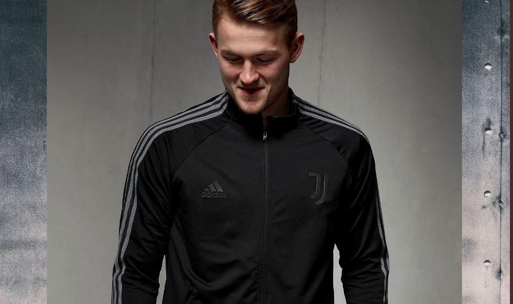 Juve, in vendita la maglia di allenamento per la prossima stagione ...