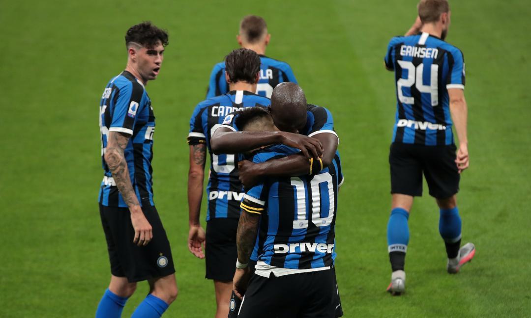 Inter: bene a metà, ottimi Lu-La e Eriksen