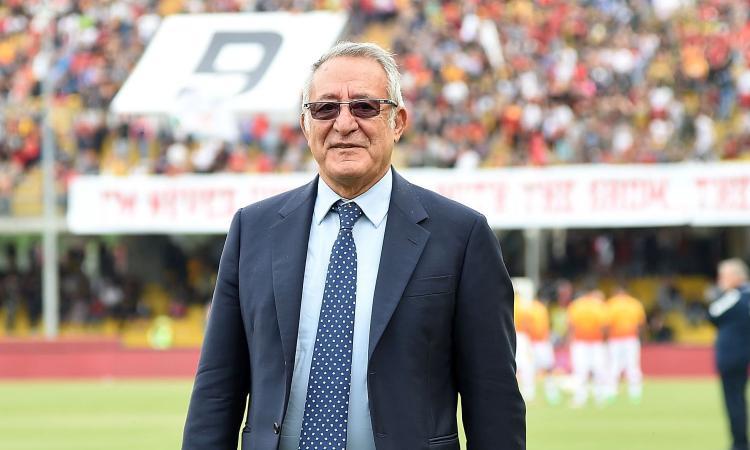 Benevento, Vigorito: 'Vorrei ottenere i risultati dell'Atalanta. Ecco perché mi piace Inzaghi'