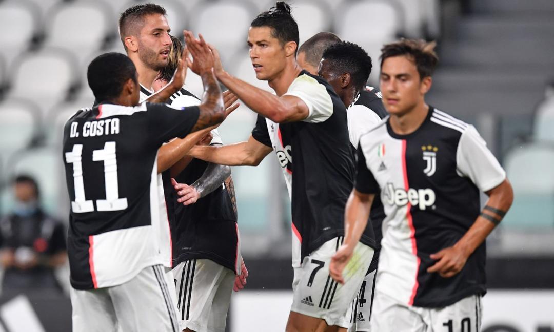 Juve, meglio giocare male che bene come la Lazio: non ce n'è per nessuno!