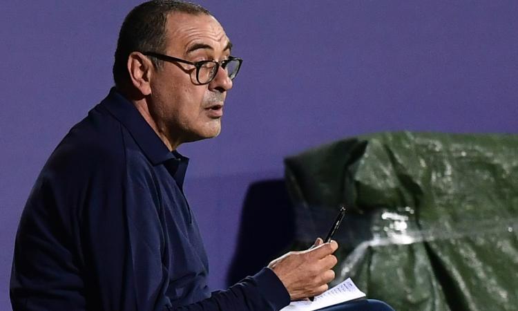 Juve-Lione: Sarri ha un problema e deve fare un cambio cruciale...