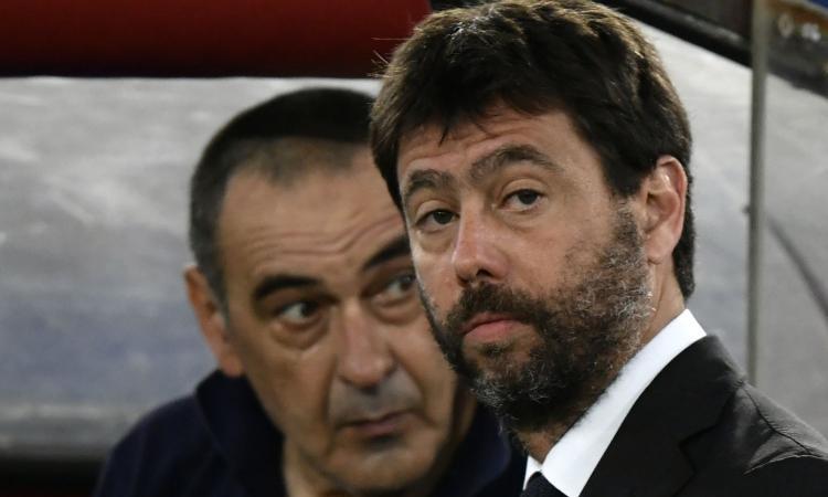 Sarri: 'C'è un giocatore a sorpresa che mi ha stupito! Quando si allena...'