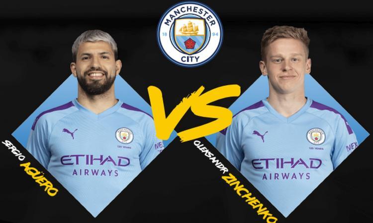 Manchester City eSports charity tournament: Aguero e Zinchenko si sfidano su Fifa 20