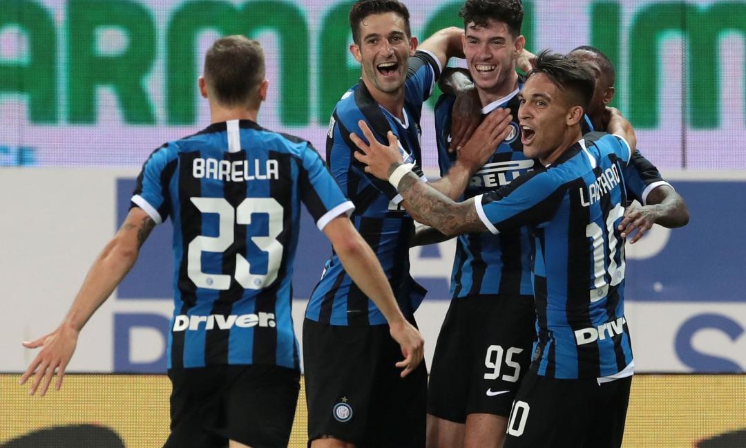 Inter-Brescia e il restyling degli esterni