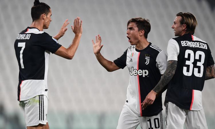 Genoa-Juventus 1-3: il tabellino