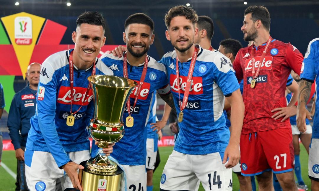 Napoli canta... mentre la Juve si lecca le ferite