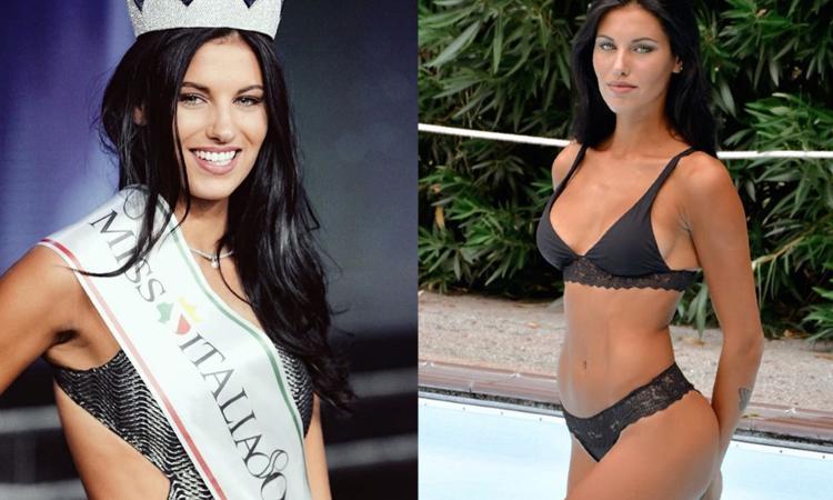 Carolina, Miss Italia pizzicata con il figlio di Maldini? 'Siamo solo amici...' FOTO