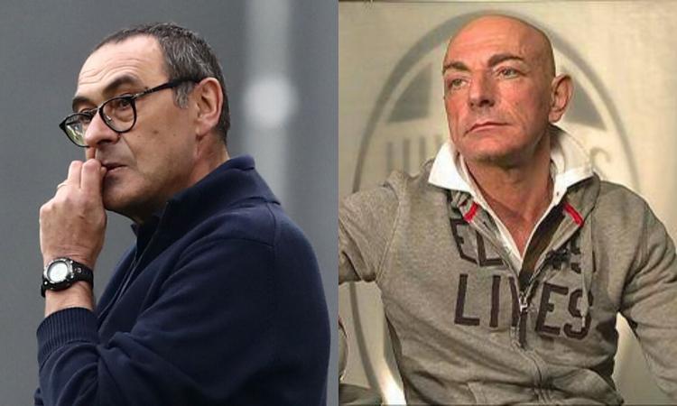 Chirico: 'Ci sono juventini che gufano contro Sarri e Sibilia è in malafede'