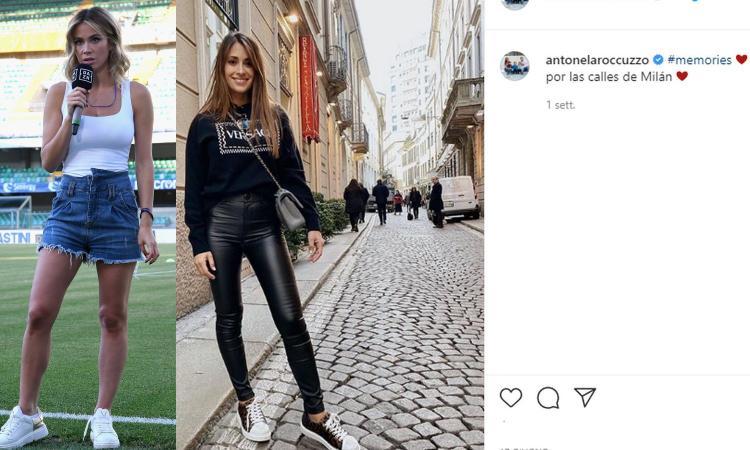 Gossip Girl: Maradona, il ballo senza pantaloni è virale! Ludovica Pagani come Diletta Leotta. E lady Messi 'sogna' Milano...