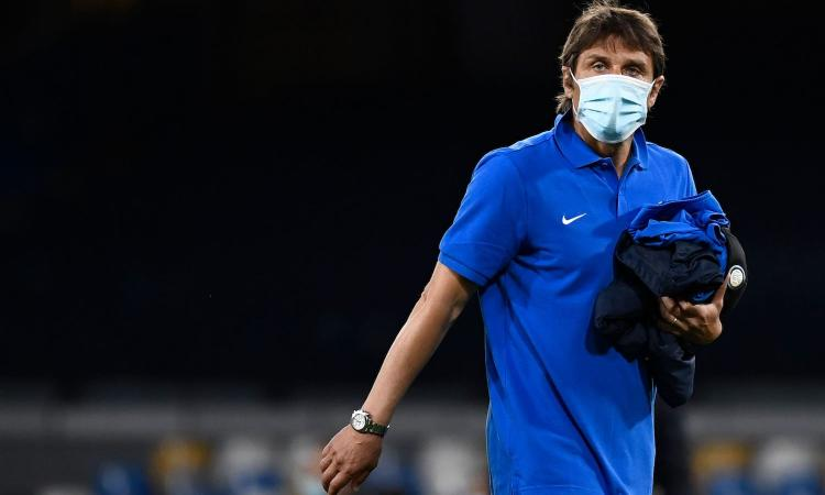 Inter, Conte: 'Nostro calcio offensivo e a ritmi alti, occhio al caldo. Brozovic ok. Rotazioni? Chi entra sa cosa fare'