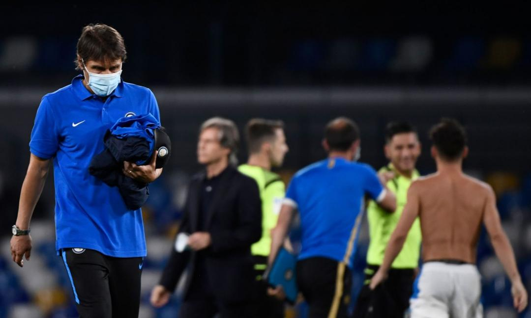Fallimento Inter 2019-20: Conte come Lippi!