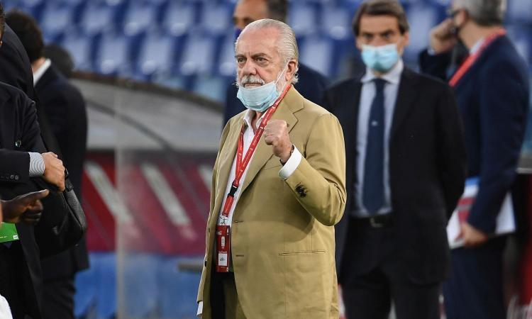 Napoli, De Laurentiis: 'Milik e Koulibaly? Nessuno incedibile. Uefa e Fifa non capiscono niente e  ci comandano'