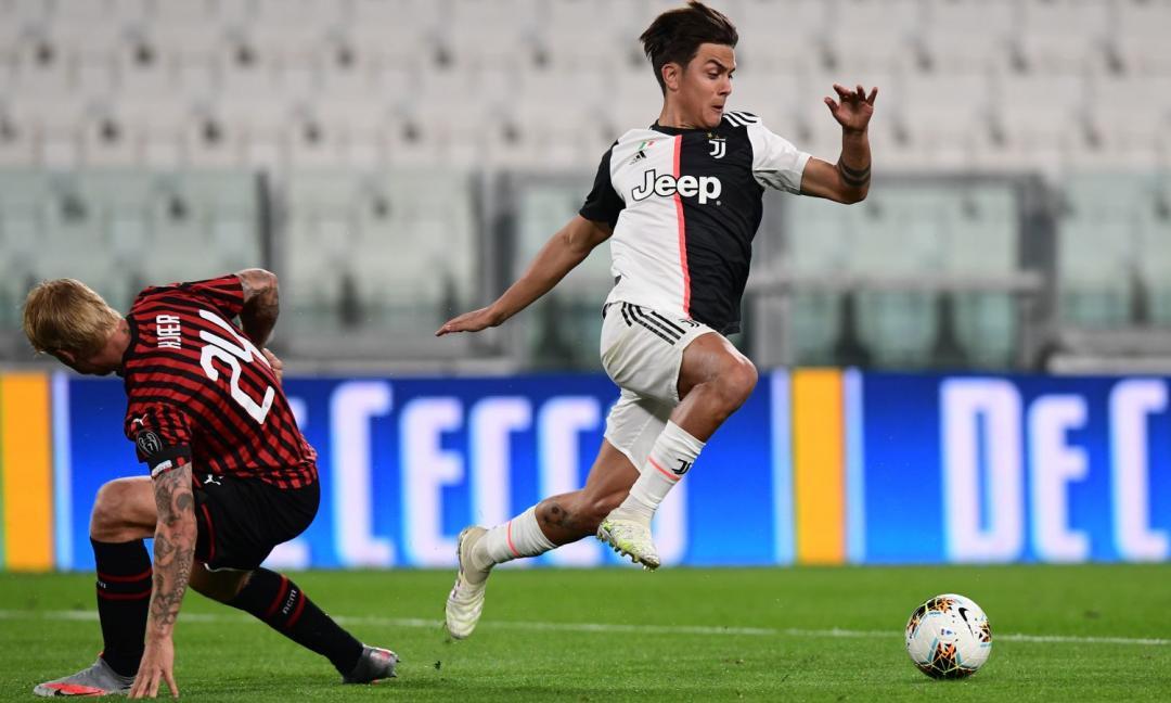 Juventus in finale, ma il Milan esce a testa alta
