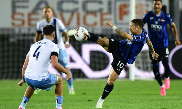 Atalanta, Gomez: 'Ero vicino alla Lazio, i tifosi mi chiamano ancora per andare lì...'