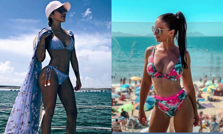 Napoli, alla scoperta delle sexy wags: spiccano lady Lobotka e lady Ospina! FOTO