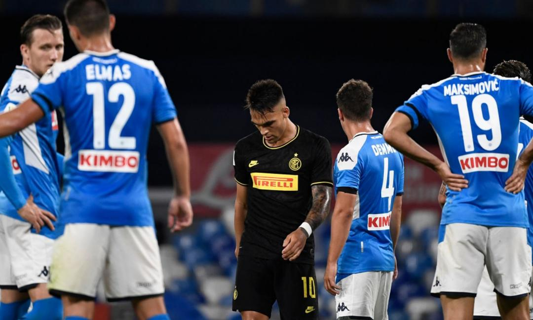 Napoli-Inter: le pagelle di Indaco