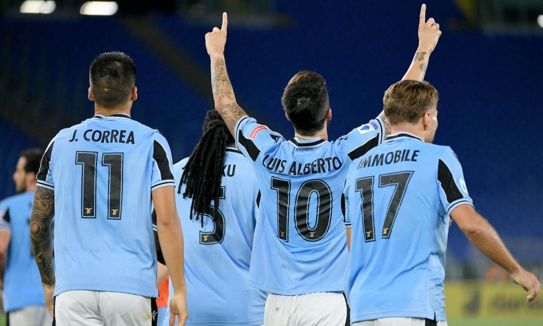Lazio e Juve si daranno battaglia fino alla fine