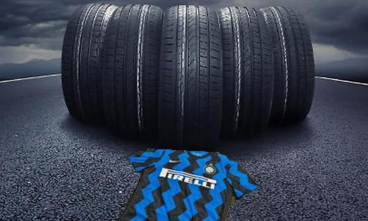 Inter, la nuova maglia divide il web. Dalle forbici seghettate alle gomme, meme, FOTO e sfottò sulle righe a zig