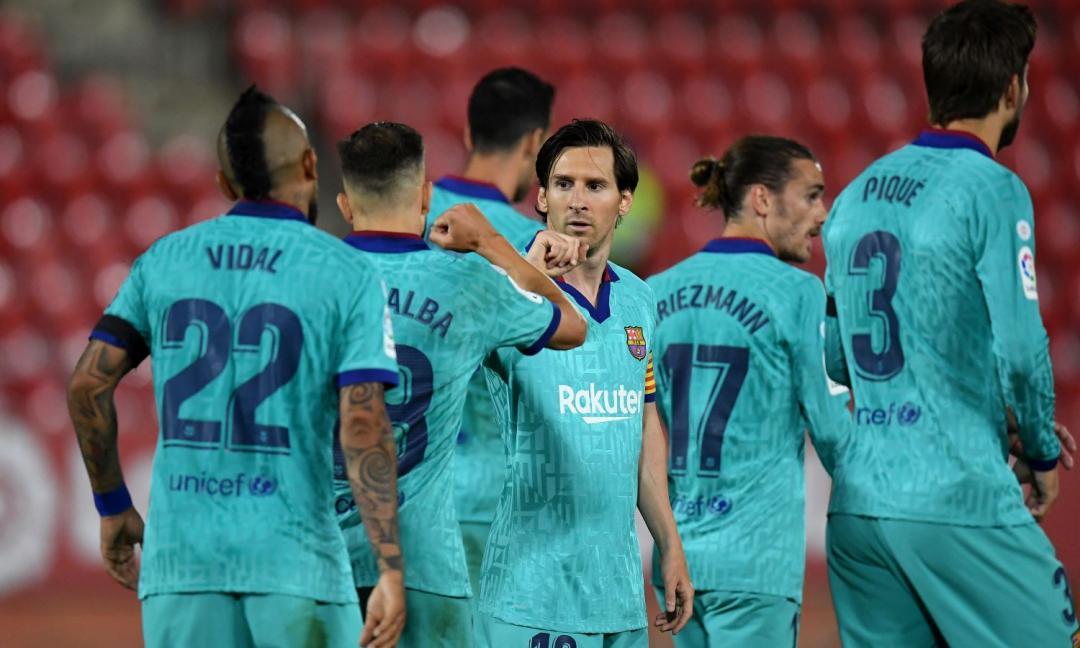Barça-Atletico Madrid: il pareggio è come la rivalità