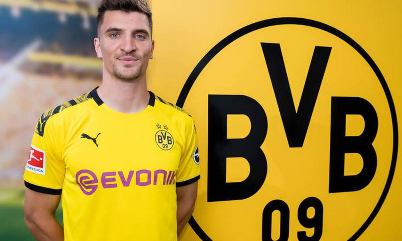 Dortmund: Meunier ancora al PSG per la Champions? Sì, ma con l ...