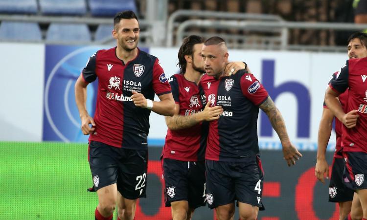 Cagliari, un'ora di calcio spettacolo: Nainggolan lo spinge in zona-Europa. Zenga, che lezione al Torino