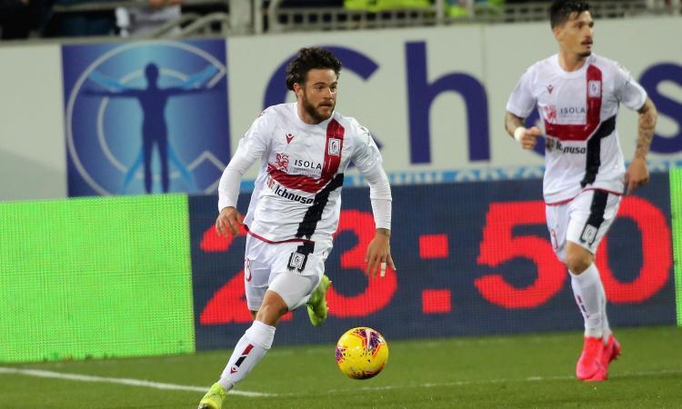 Ag. Nandez: 'Onorati dell'interesse dell'Inter, il Cagliari ha fatto una promessa'